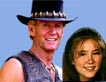 Crocodile Dundee and me