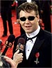 Russell Crowe at the Academy Awards